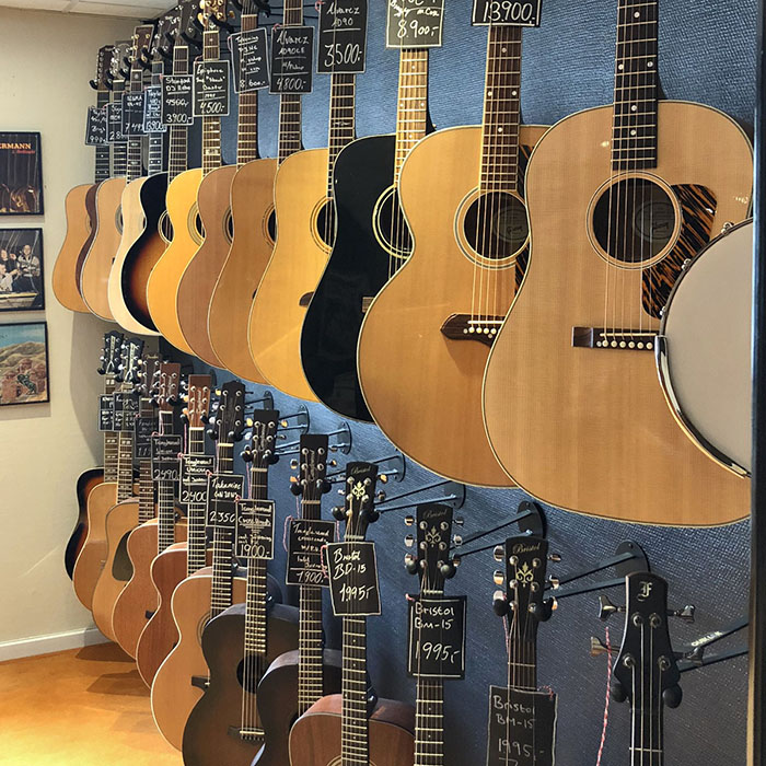 Big Tone Music Shop – Aalborg - Galleri